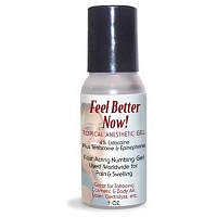 Средство Feel Better Now Topical Anesthetic Gel 30мл
